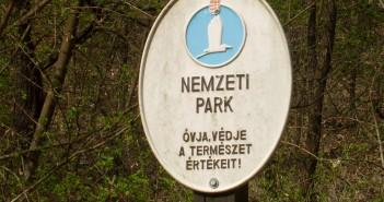 Természetvédelm logó