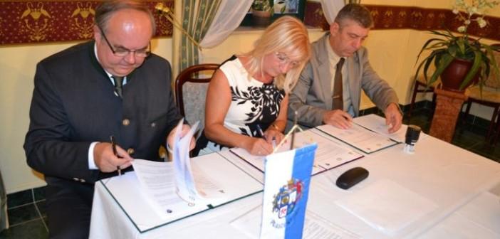 Háromoldalú természetvédelmi együttműködési megállapodás a Pilisben