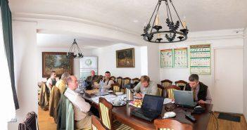 Az OMVK Vadvédelmi és Vadgazdálkodási Bizottságának ülése, 2017. 03. 07. (fotó OMVK - Földvári Attila)