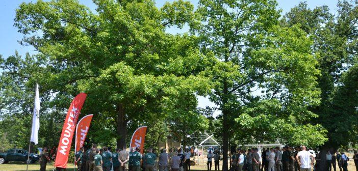Év erdésze verseny országos döntő
