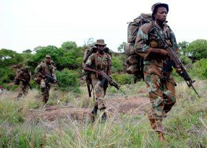 Rangerek a Kruger Nemzeti Parkban (forrás: thesouthafrican.com)