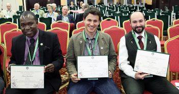A Young Opinion Kutatói Díj győztesei 2016-ban