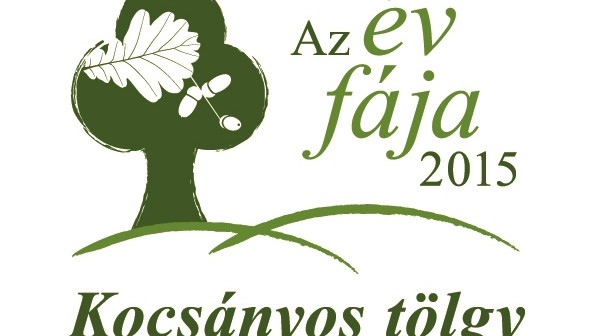 év fája logó