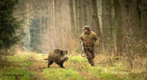 koca kergette vadász