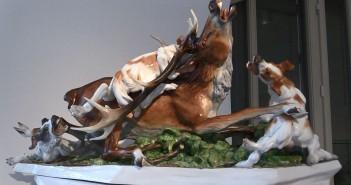 herendi vadász porcelán