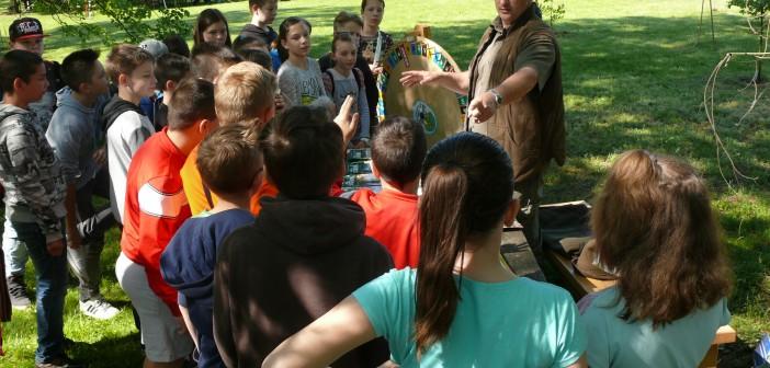 Természettudományi verseny általános iskolásoknak