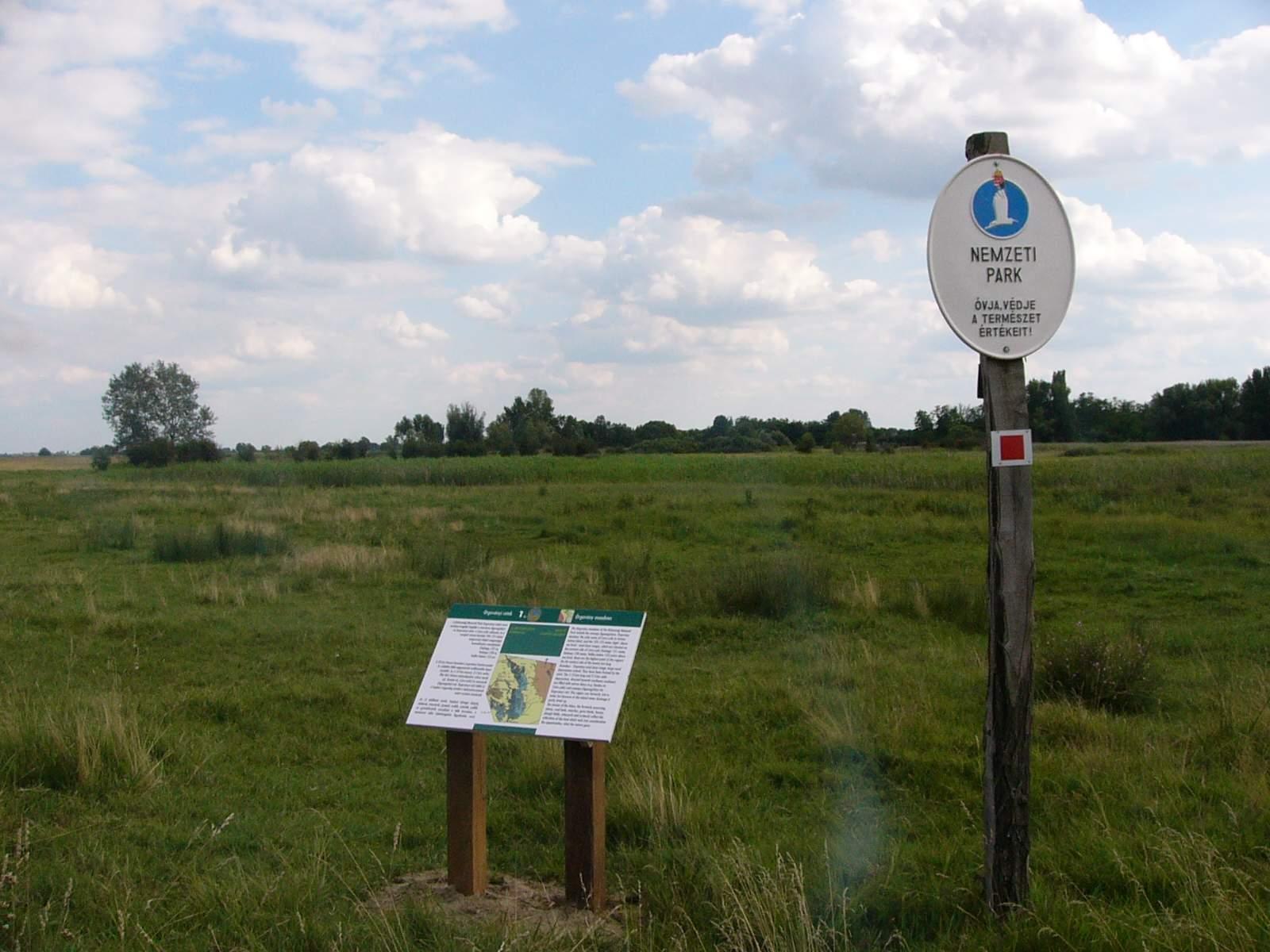 A Kiskunsági Nemzeti Parké az első virtuális térkép – Vadászlap