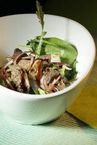 Kacsamáj saláta 2 040