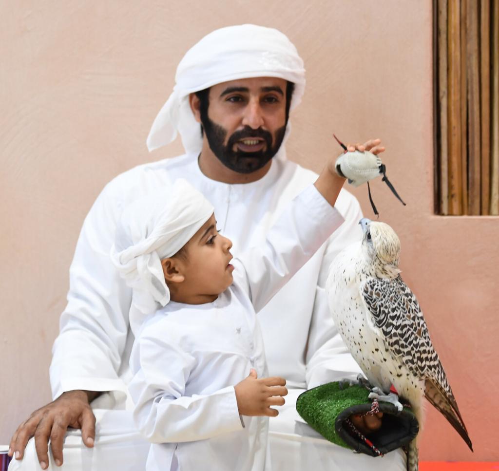 Megtartják az ADIHEX-et, Abu Dhabi nagyszabású vadászati és lovas kiállítását